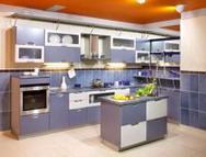 Кухни с фасадами мдф