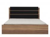 Кровать LOZ/160 BRW VENOM