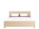 Кровать LOZ 160 BRW MEZO