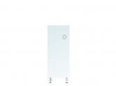 Шкафчик SFK1D/5/12 L/P RINGO белый лак