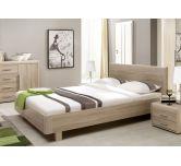 Кровать Helvetia VOLTERA дуб сонома