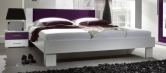 Кровать 160x200 + 2 прикроватные тумбы VERA 51