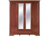 Шкаф 4-х дверный BRW Stylius NSZF 4D1S