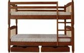 Кровать двухъярусная Тис ТРАНСФОРМЕР 3