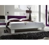 Кровать + 2 прикроватные тумбы Helvetia VERA