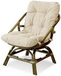 Кресло с подушкой Calamus Rotan 0113 В