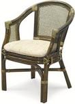Кресло с подушкой Calamus Rotan 0206 В