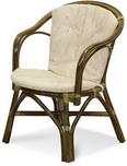 Кресло с подушкой Calamus Rotan 0213 В