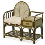 Столик под телефон Calamus Rotan 1302