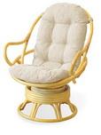 Кресло вращающееся Calamus Rotan 0501
